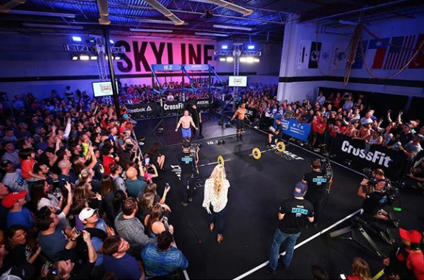 """There are a lot of emotions going into hosting 18.3. CrossFit transformed Skyline in to one of the best looking venues I have ever seen. The energy was out of control to the point where I could barely hear Rory asking me questions when I was standing right next to him. Travis Williams told me as he left it """"This was the most fun I have ever had doing CrossFit"""". Thats saying a lot coming from a 3x CrossFit Games Athlete. CrossFit HQ also had nothing but great things to say about the community and Skyline CrossFit. As an owner of Skyline CF I am over the moon proud of all of you and the City of Houston. We represented not only Skyline CrossFit but everyone in the city that was affected by Hurricane Harvey and all of you nailed it. Thank you from the bottom of my heart!  -Proud Owners of Skyline CrossFit"""