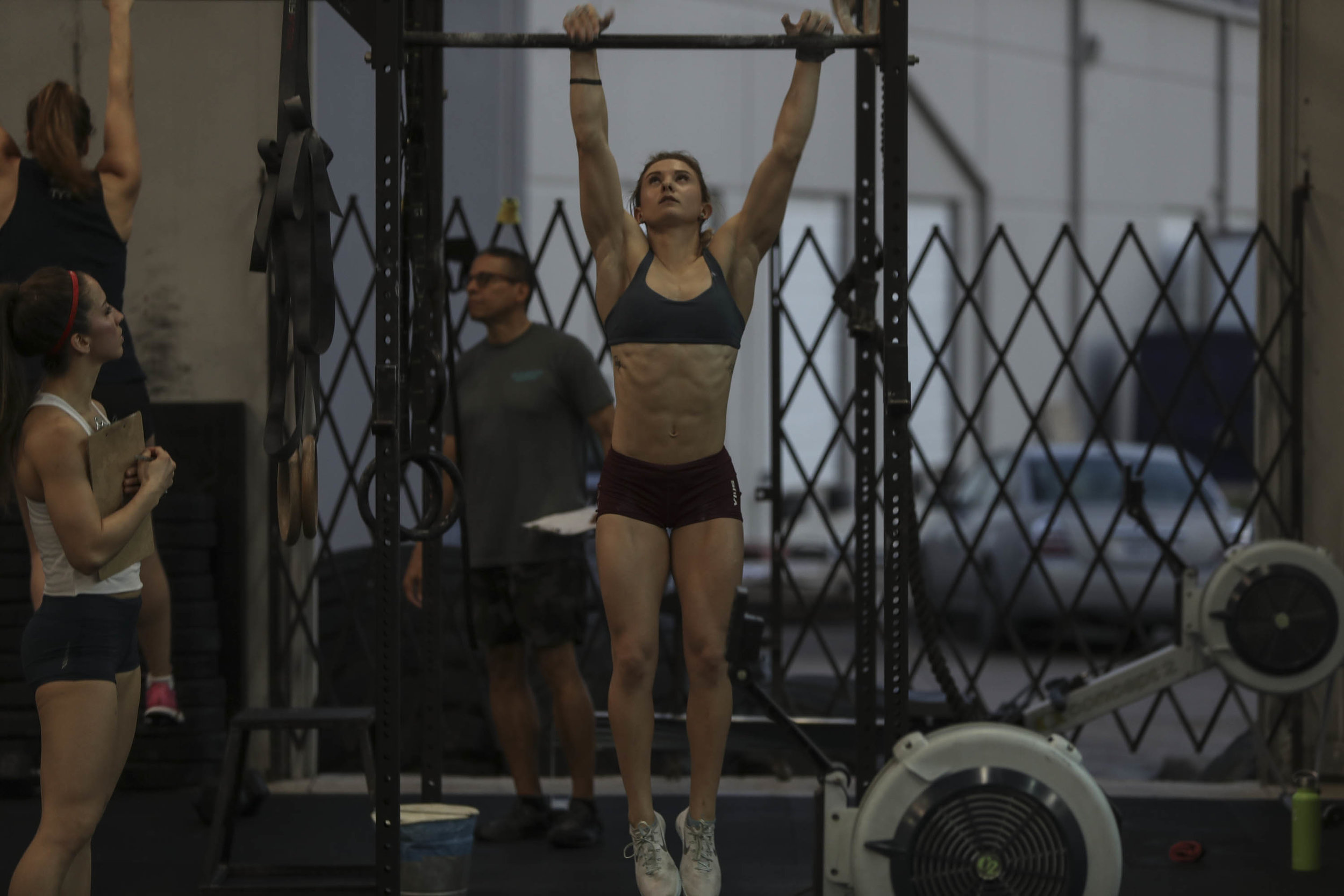Pull-ups and L- Pull-ups are not created equal.