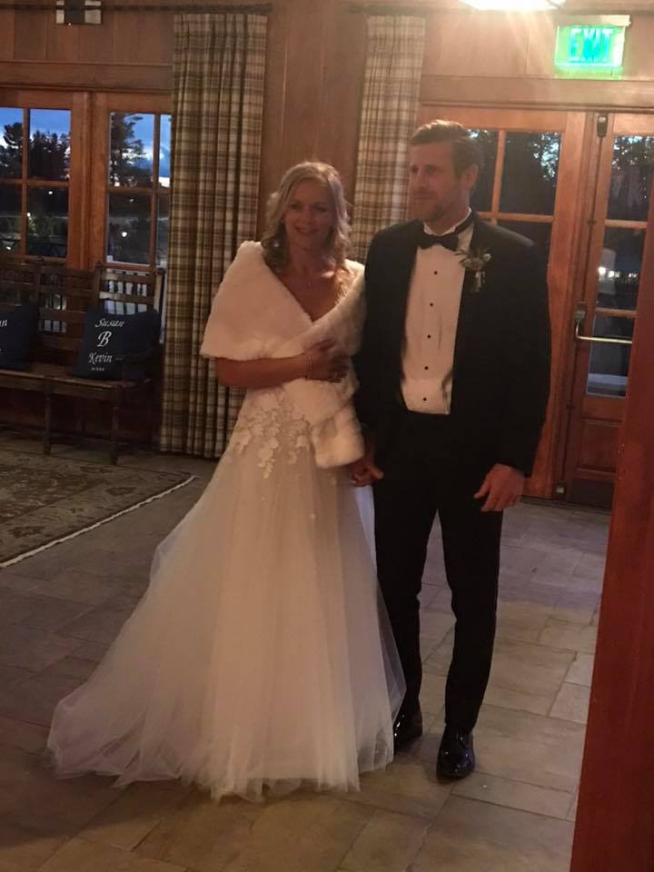 Congratulations to long time member Keving Beckering and his wife Susan Louise in their recent marriage this weekend!