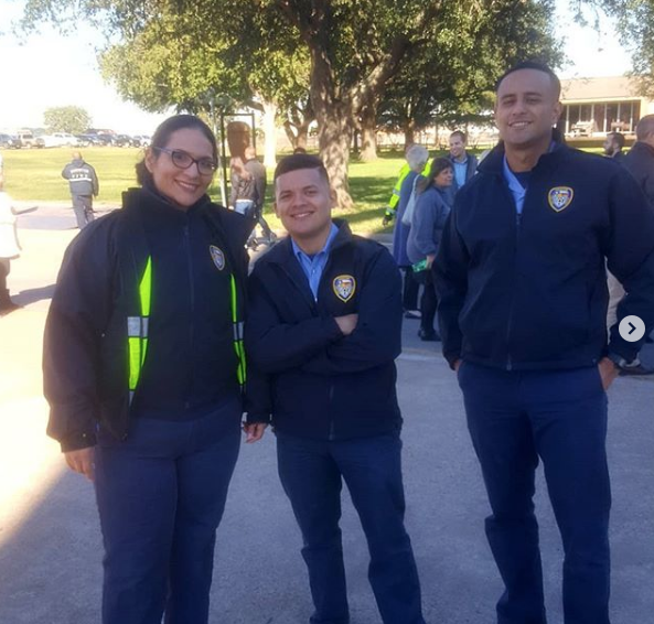 Congratulations to Marisela for graduating the Houston Fire Academy.  The goal graduating from the academy had been a long term goal for Mari and is a great example of what can happen with determination and grit!
