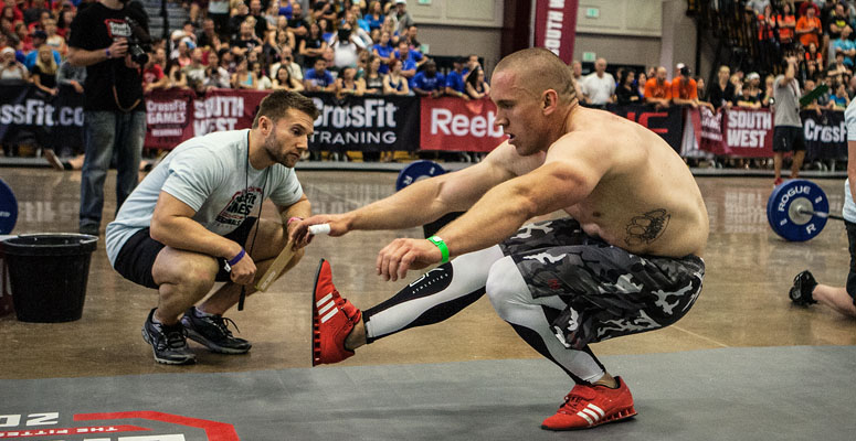 We need Judges for Granite Games Throwdown Jan 12th, 2019! If you like to be in the action please click this  link  to volunteer!