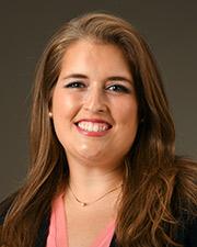 Women's winner: Erin Dougher  Weight lost: 26lbs  Body Fat % lost: 9.1%