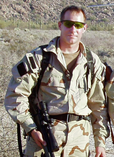 U.S. FBI Supervisory Special Agent Gregory J. Rahoi, 38, of Brookfield, Wisconsin, assigned to the Hostage Rescue Team, based in Quantico, Virginia, was killed on December 6, 2006, during a live-fire tactical training exercise at Fort A.P. Hill, near Bowling Green, Virginia. He is survived by his parents, Natalie and Richard, sister Teri, and fiancee Paula Paulk.