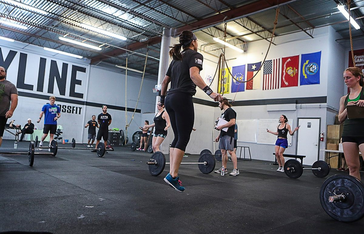 """Just about any movement you can think of involves some type of accuracy.""    —Dave Eubanks    Read full article below in Skyline CrossFit News"