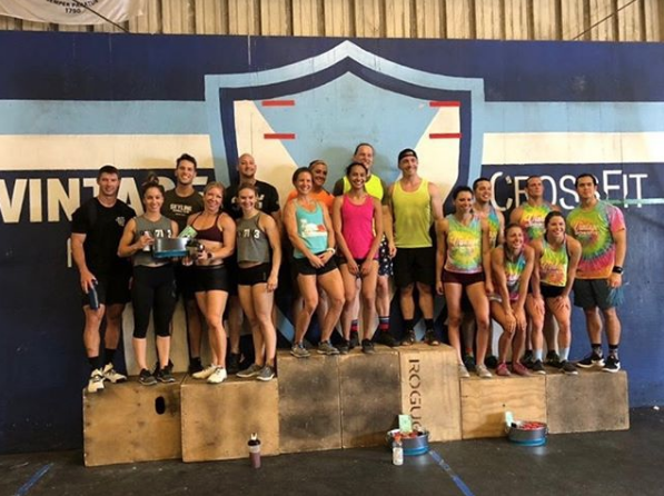 Congratulations to Team Skyline CrossFit finishing in 2nd place at the Summer Series this weekend!