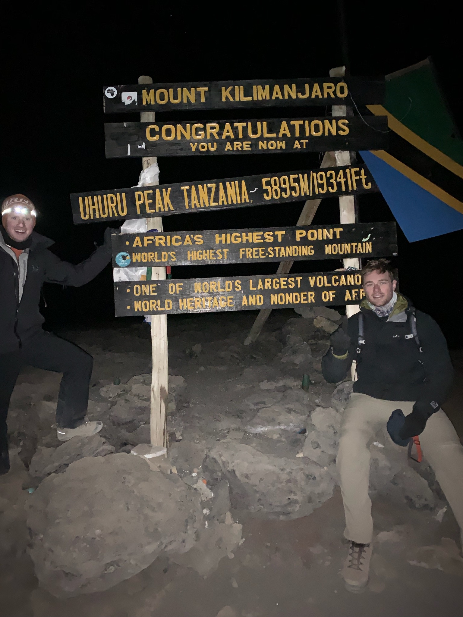 Skyline athlete Grant Billings climbed Africas tallest peak at 19,341 feet.  Mount Kilimanjaro is also the worlds largest volcano located in Tanzania. This is a great example of the freedom CrossFit gives us. We are able to do what we want and when we want.