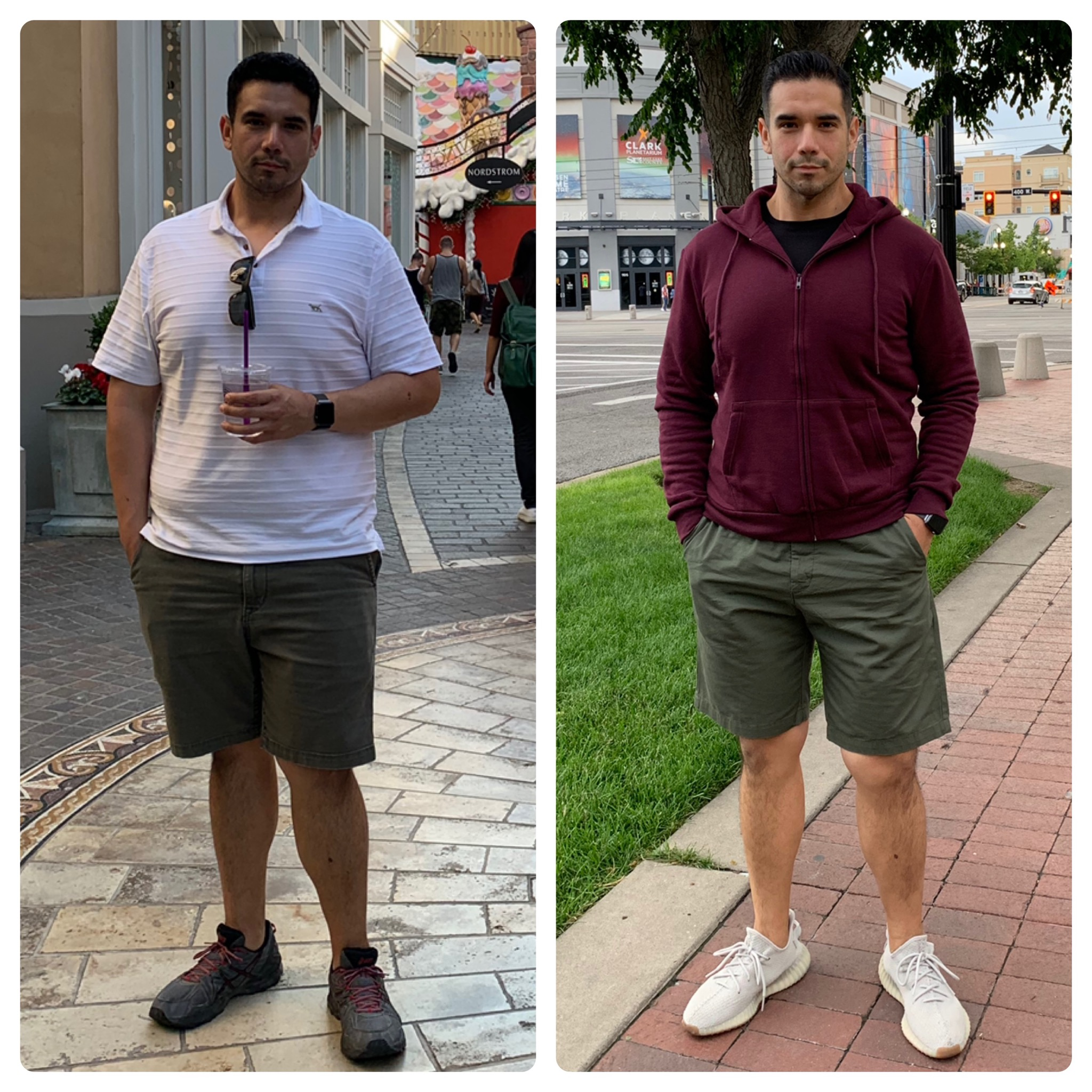Frankie has made some dramatic changes since starting at Skyline CrossFit. He has really done a great job at following our nutrition protocol (The Skyline Way) and being consistent in the gym.  Frankie also spends a lot of time going out and trying new activities and disciplines.