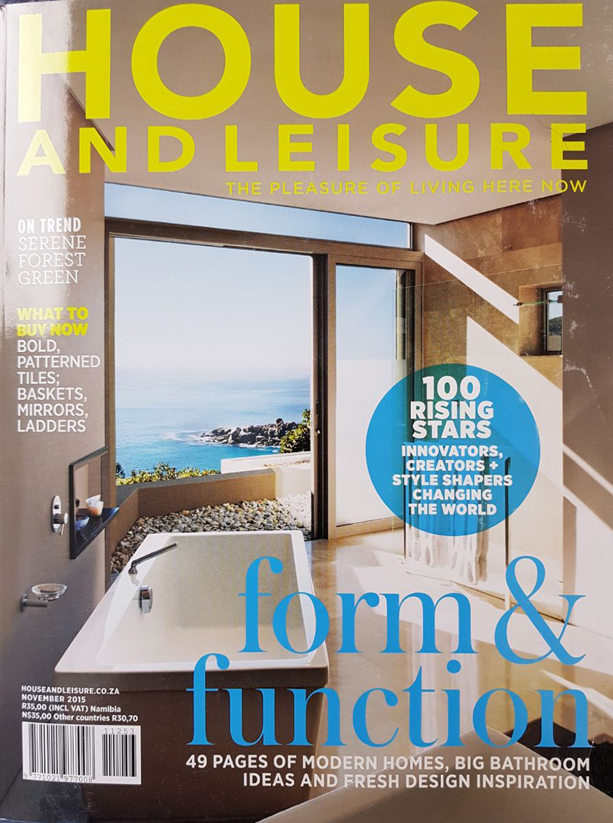House and Leisure | November 2015