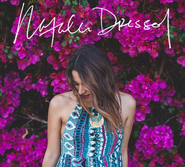 LK on Natalie Dressed
