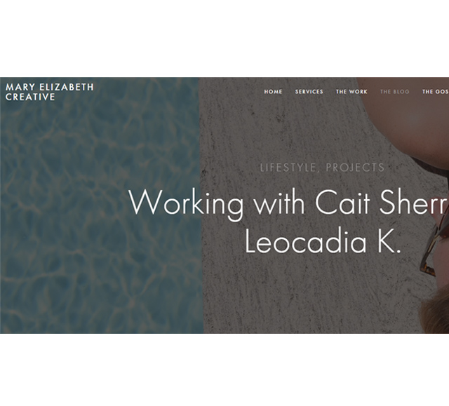 LK/Cait Sherrick with Mary Elizabeth Creative