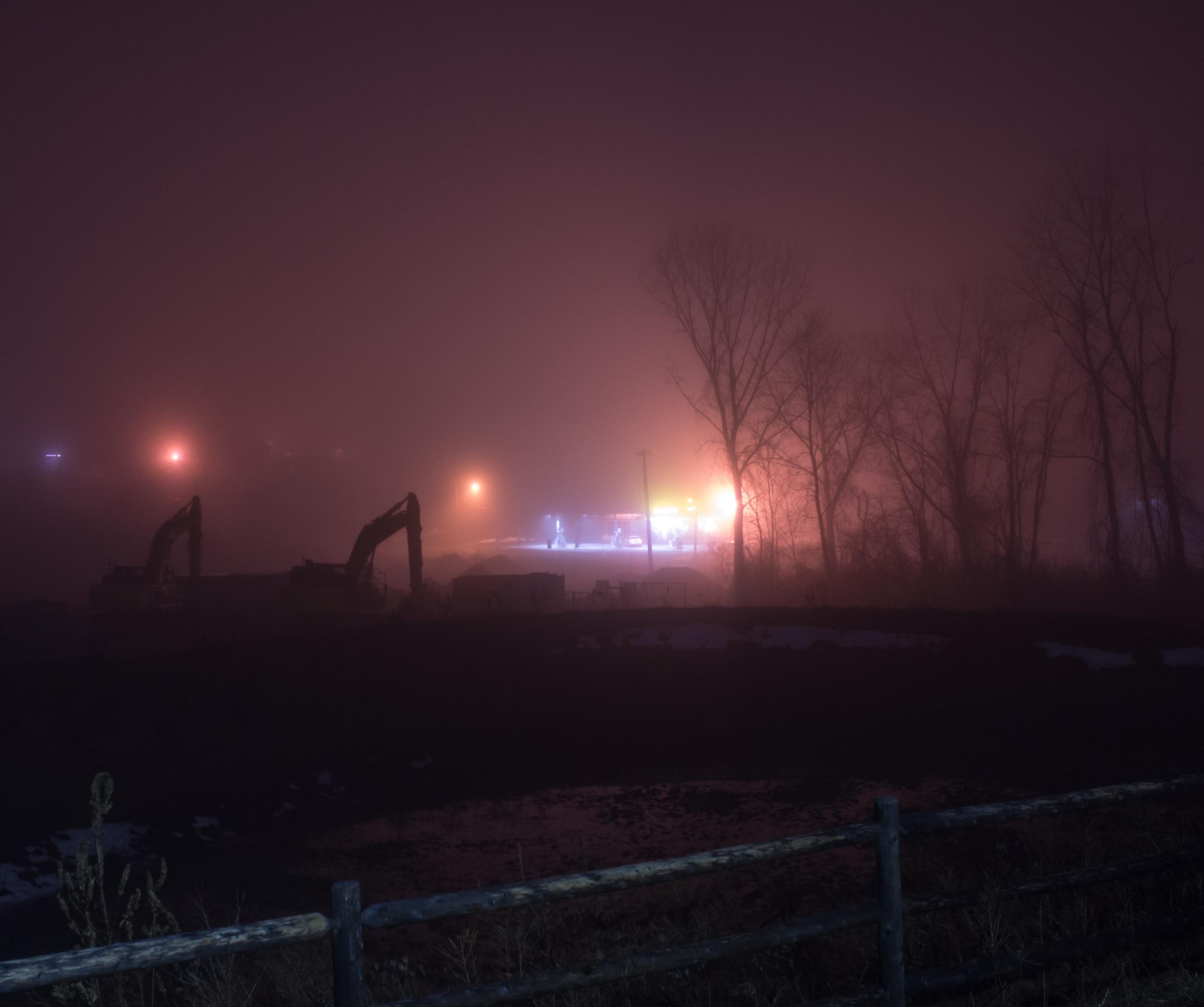 The Fog, 2017