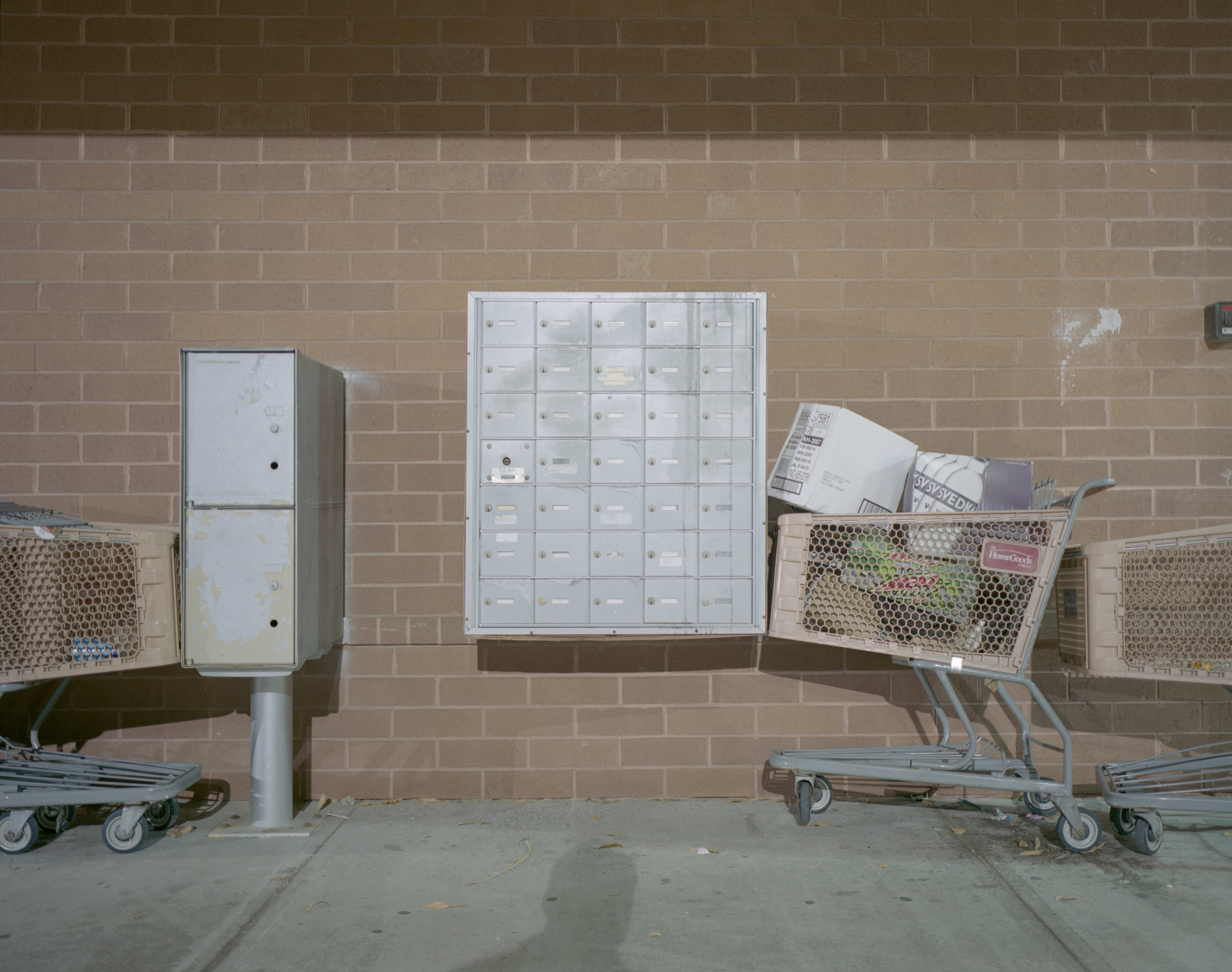 Post Box, 2017