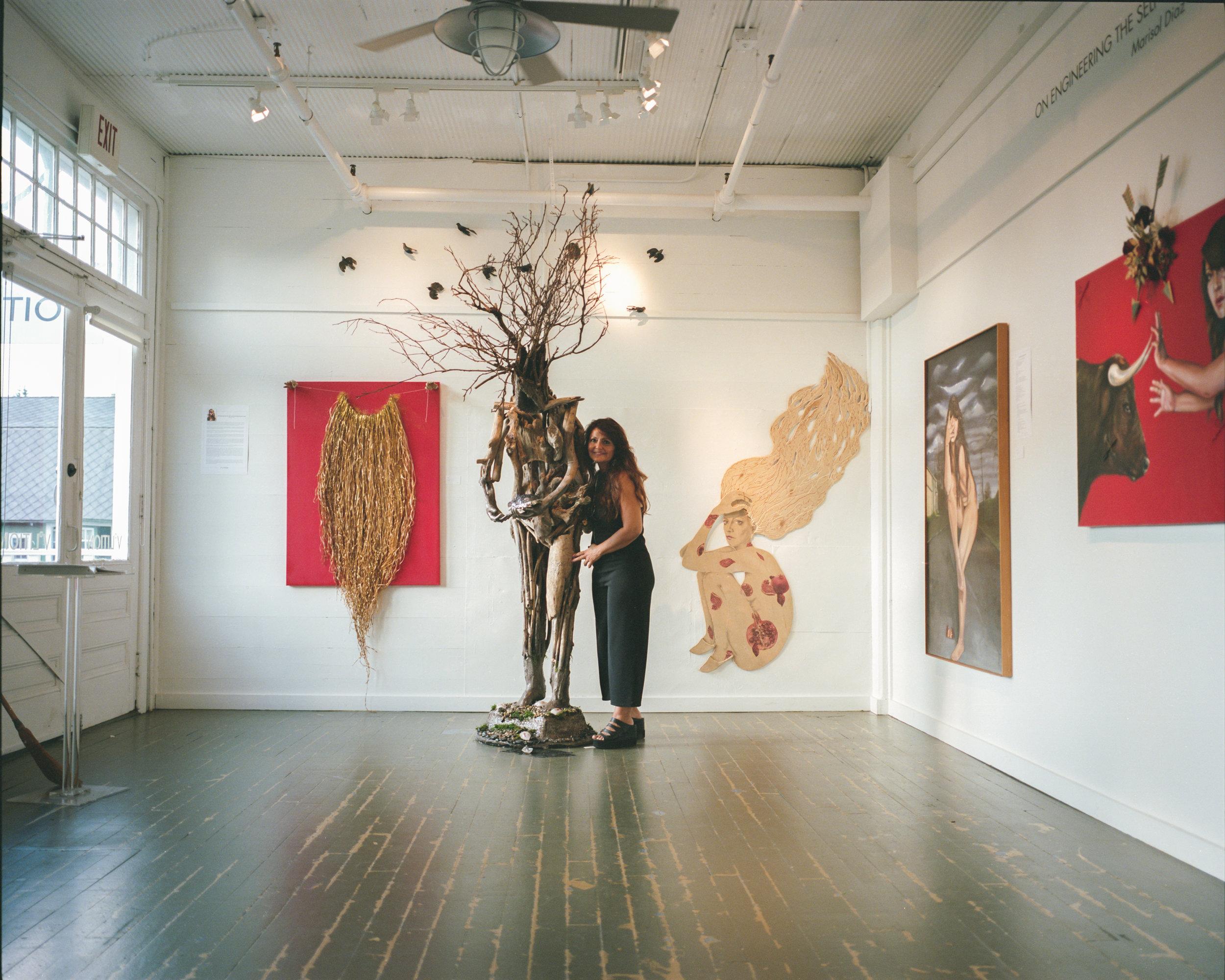 Sisters Gallery, 2017