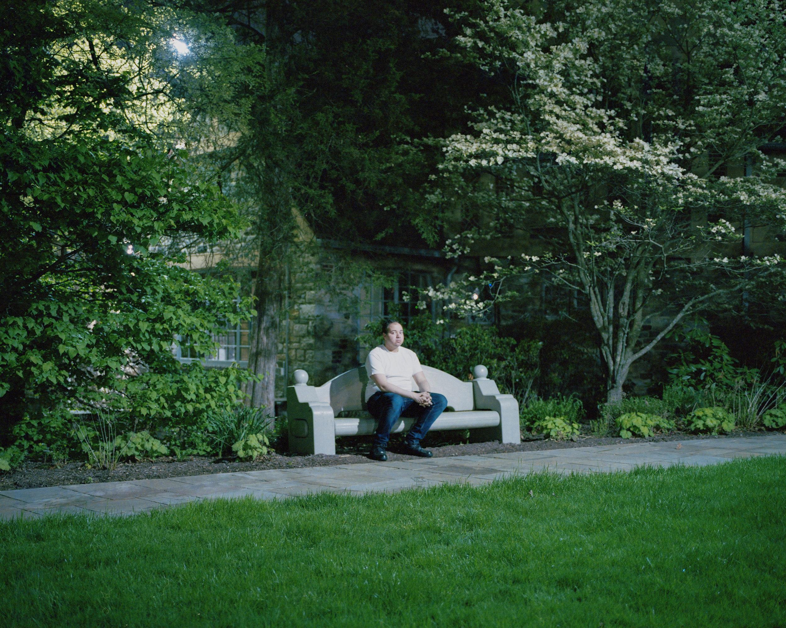 Alone(Self Portrait), 2019
