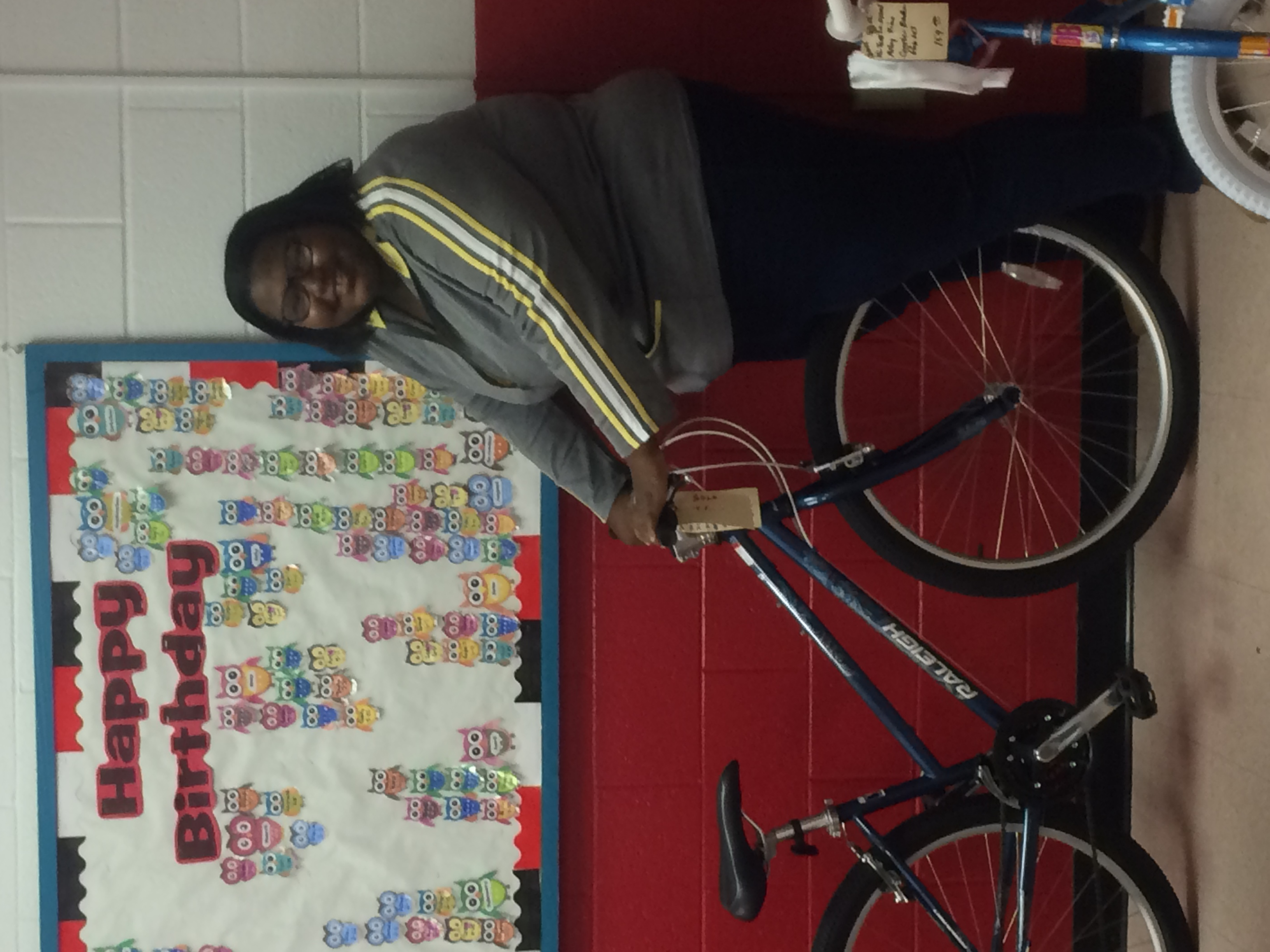 Ty'Esha is our June Girl of the Month!!! We are so proud of her!