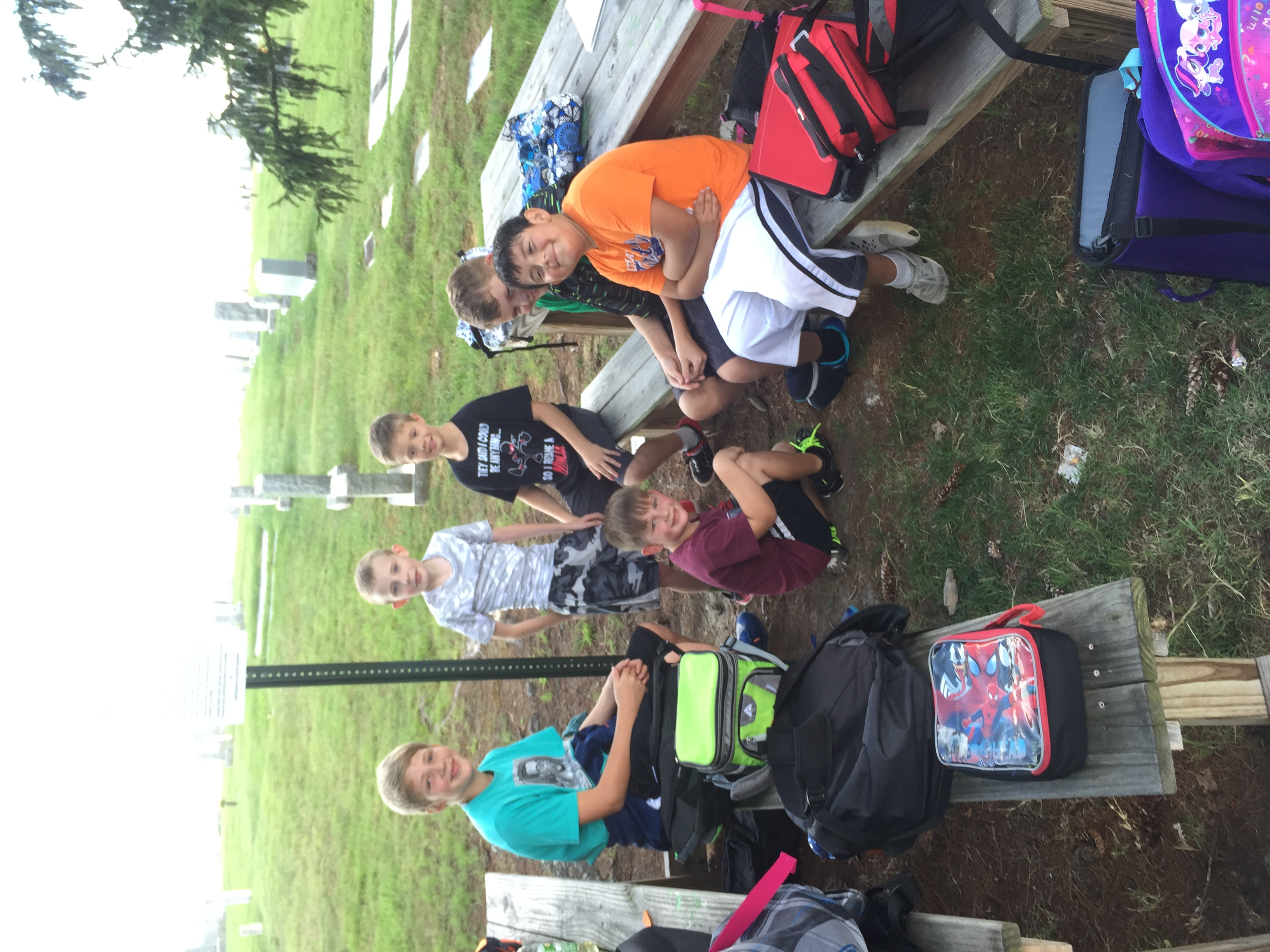 Our Outreach Site in Piney Flats serves boys and girls and the kids always have a blast!