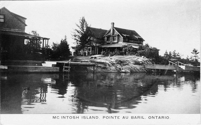 McIntosh boarding house