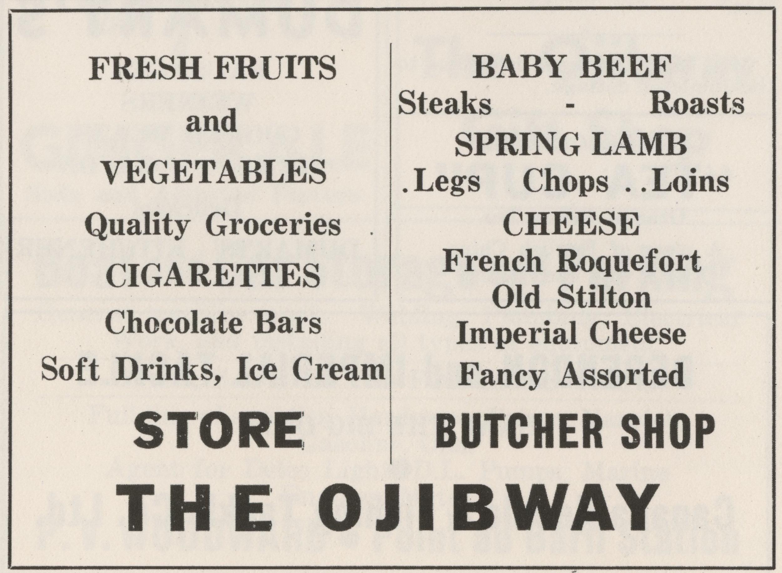 The Ojibway Store Ad .jpeg
