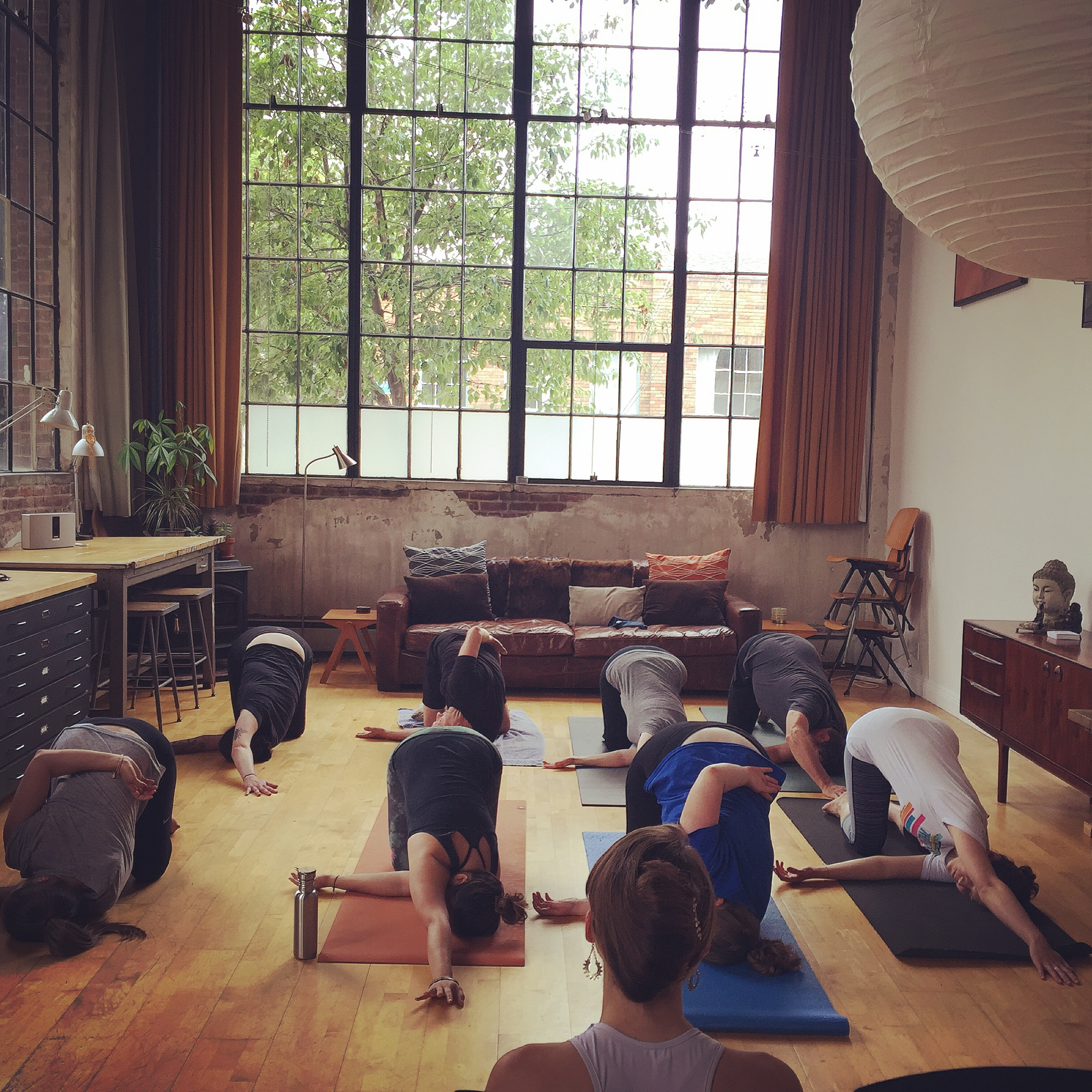 Yoga for your Event - Want yoga for your office, wedding, girls weekend, or other event?Contact Sierra for more info!