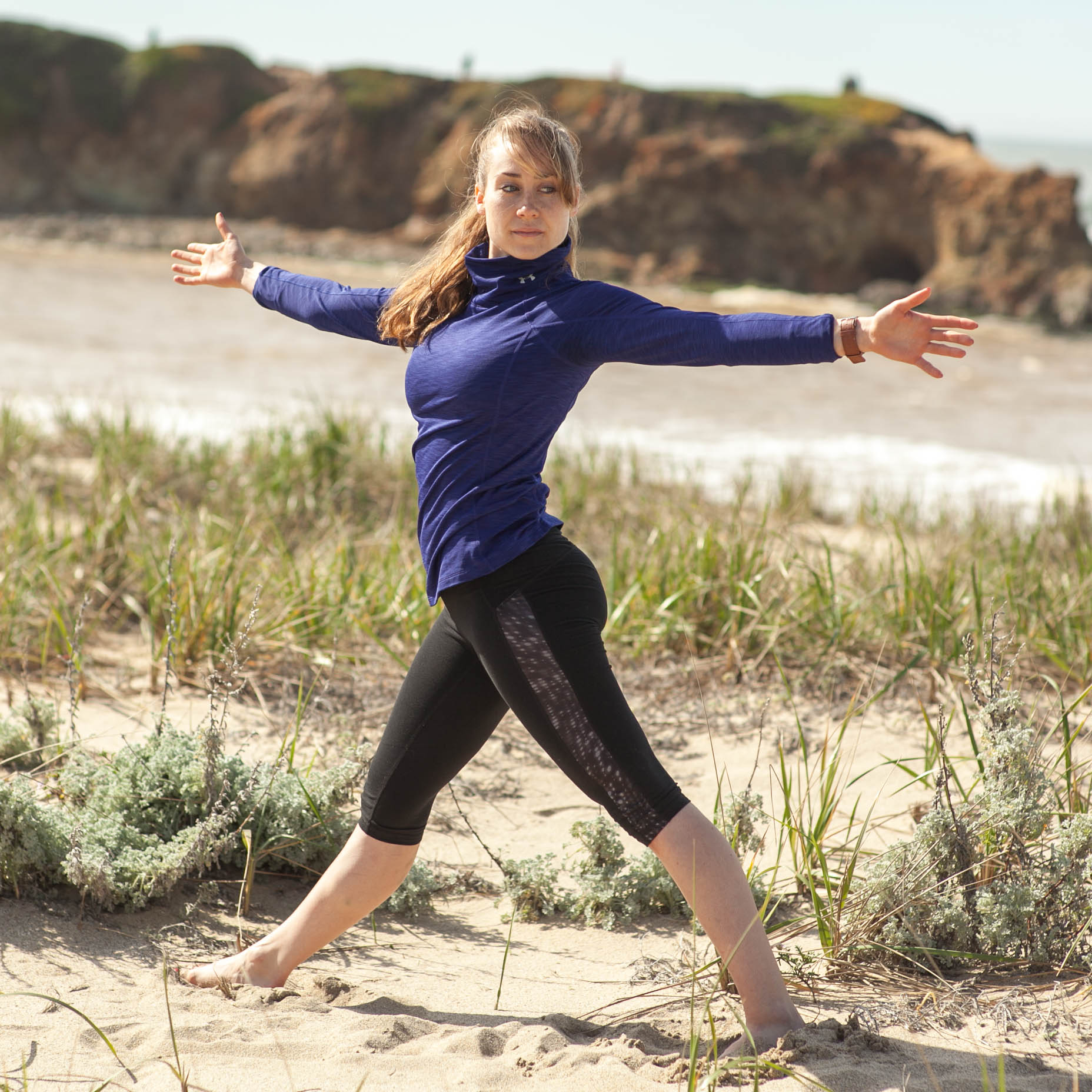Private Yoga Sessions - To deepen your practice and get more hands on experience sign up for private sessions. This can be done solo or with a couple. This is the best option for beginners, people working with injuries or advanced students who want more hands on corrections and to deepen their practice. Rates: $80-110.