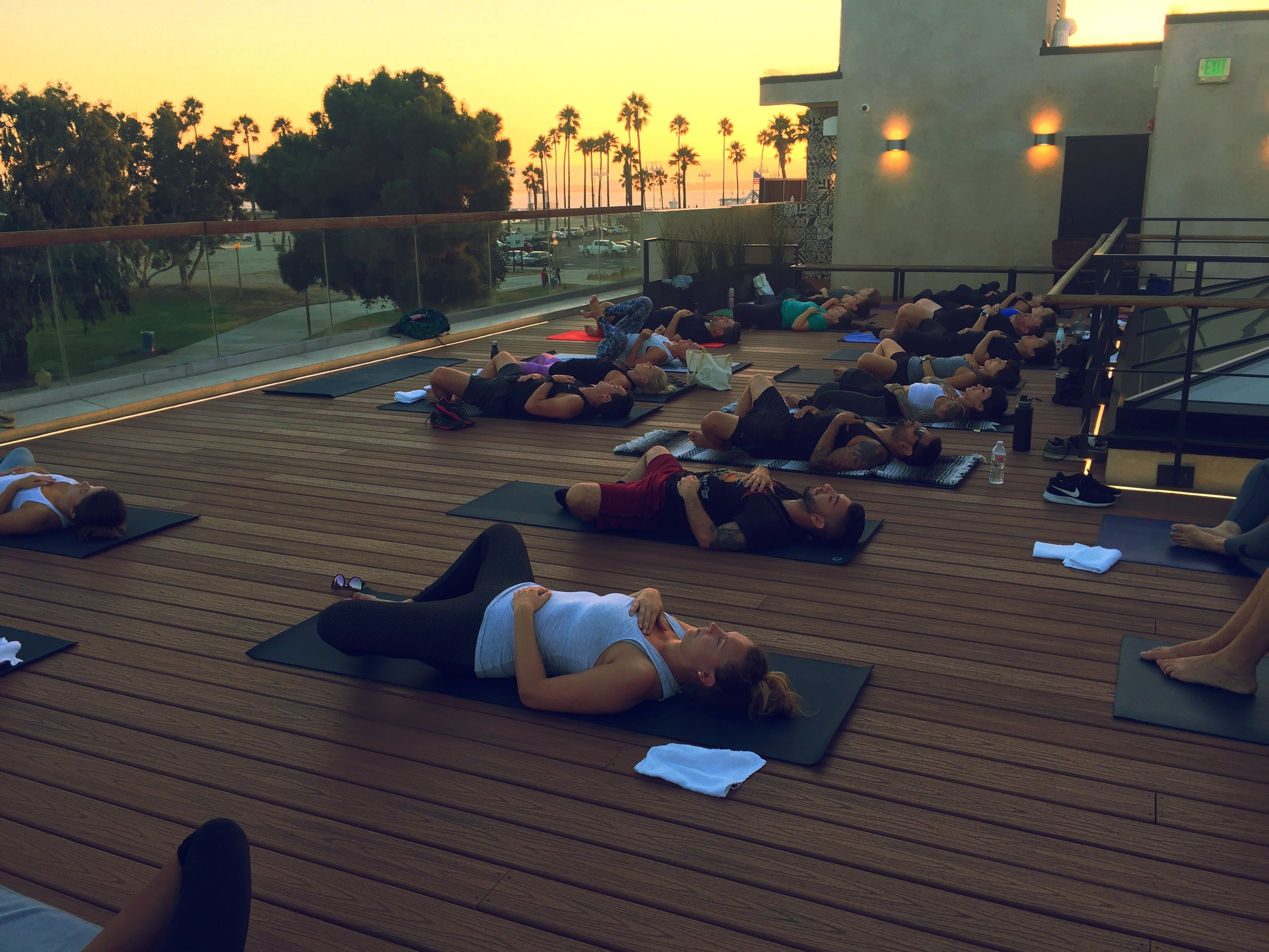 Come take class! - Sunday's at 8:30am at Olympix Fitness, Long Beach, CA