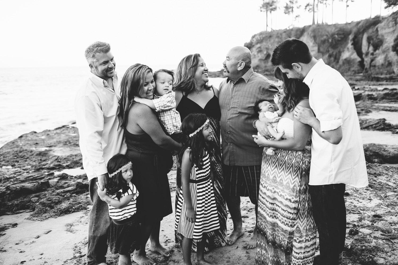 Laguna Beach Family