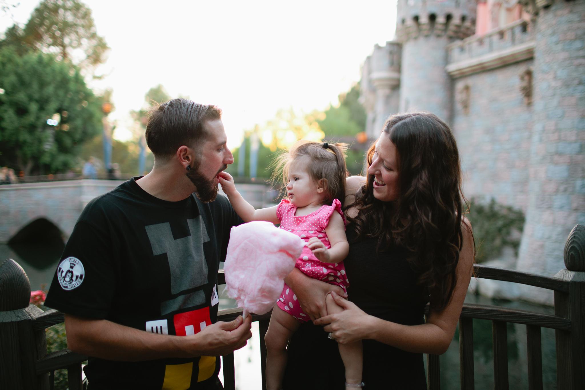 Disneyland Resort Portraits