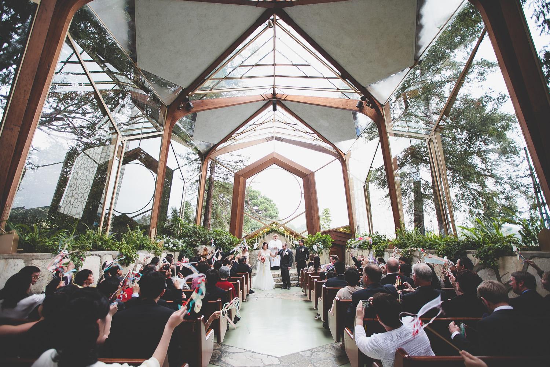 Beckie & Patrick :: Wayfarer's Chapel