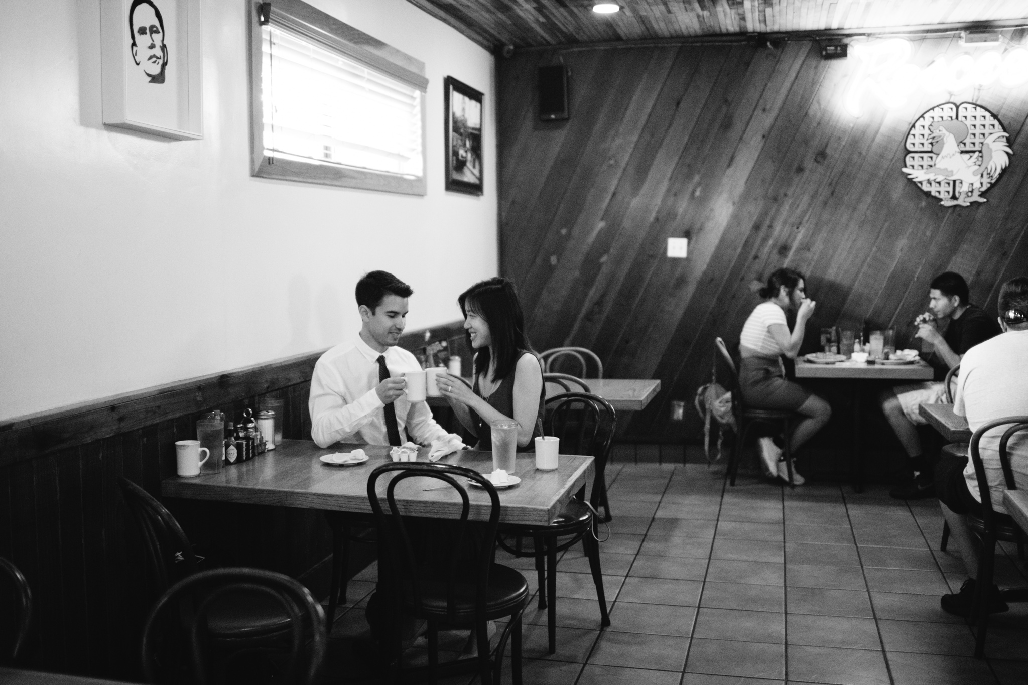 roscoes chicken and waffles engagement-111.jpg