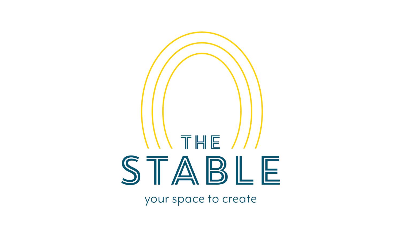 The Stable Weston-super-Mare logo design