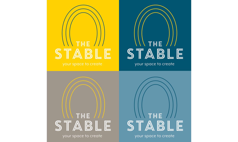 The Stable Weston-super-Mare colour palette
