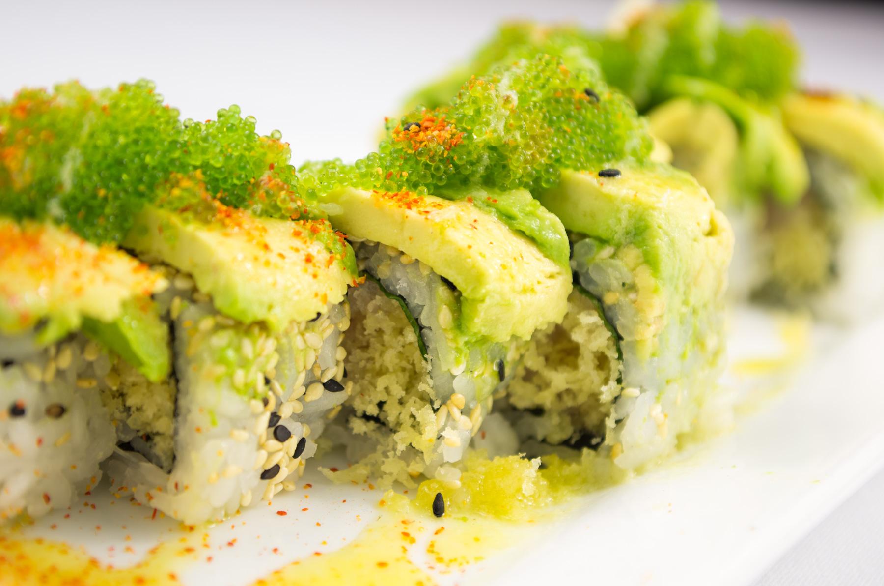 Pescado Sushi