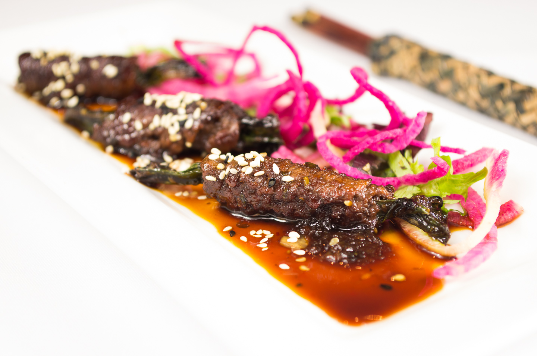 Kobe Beef Appetizer