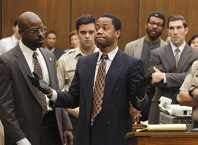 The People V OJ Simpson Spec Script -