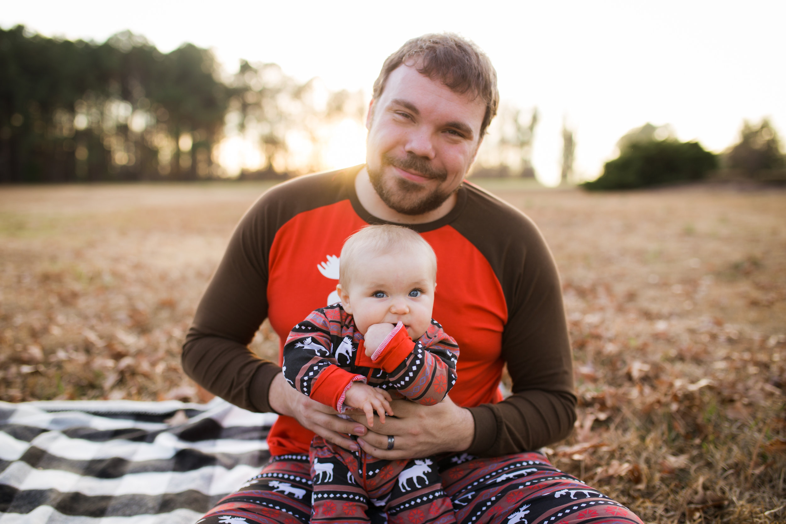 Raleigh North Carolina Family Portrait Photographer