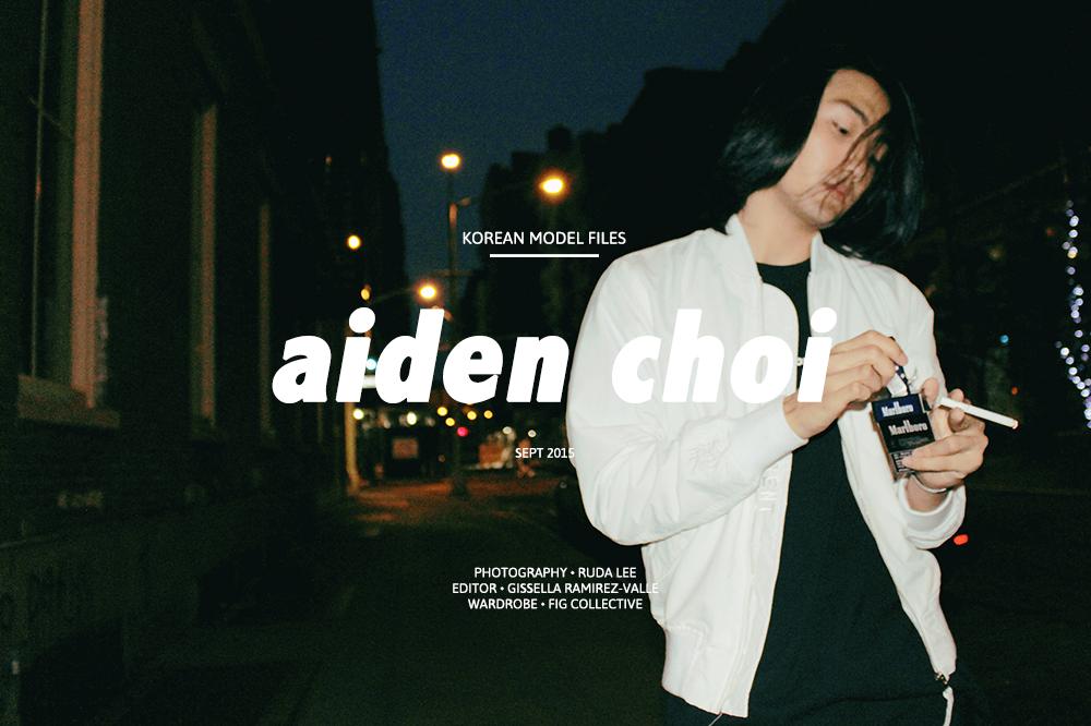 KoreanModelFiles_AidenChoi