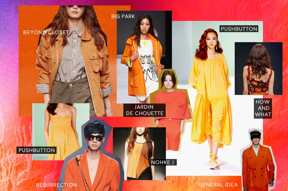 SeoulFashionWeek_SS12_orange