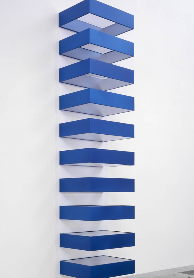 Donald Judd,  Untitled , 1990