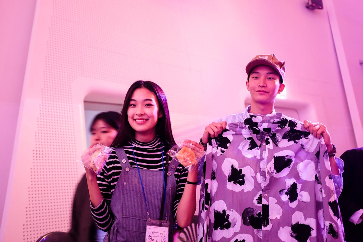 KIM EUN HAE ( @eunhae0820 ) & AHN SEUNG JOON ( @asjooon )