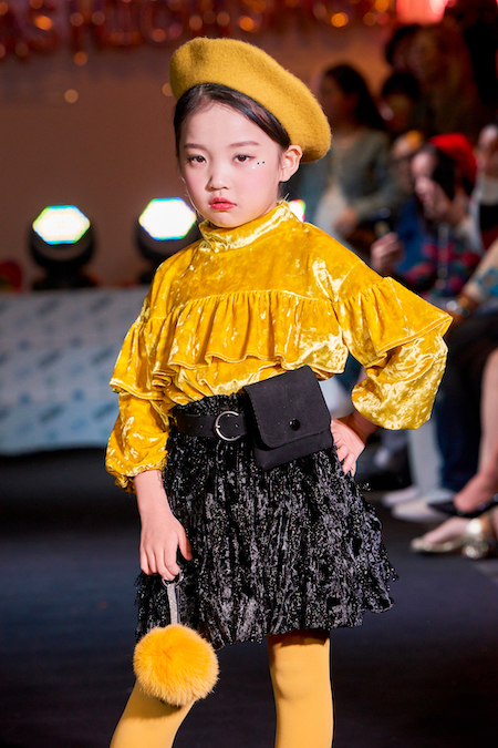 Seoul Kids Fashion Show - Bubble Kiss1.jpg