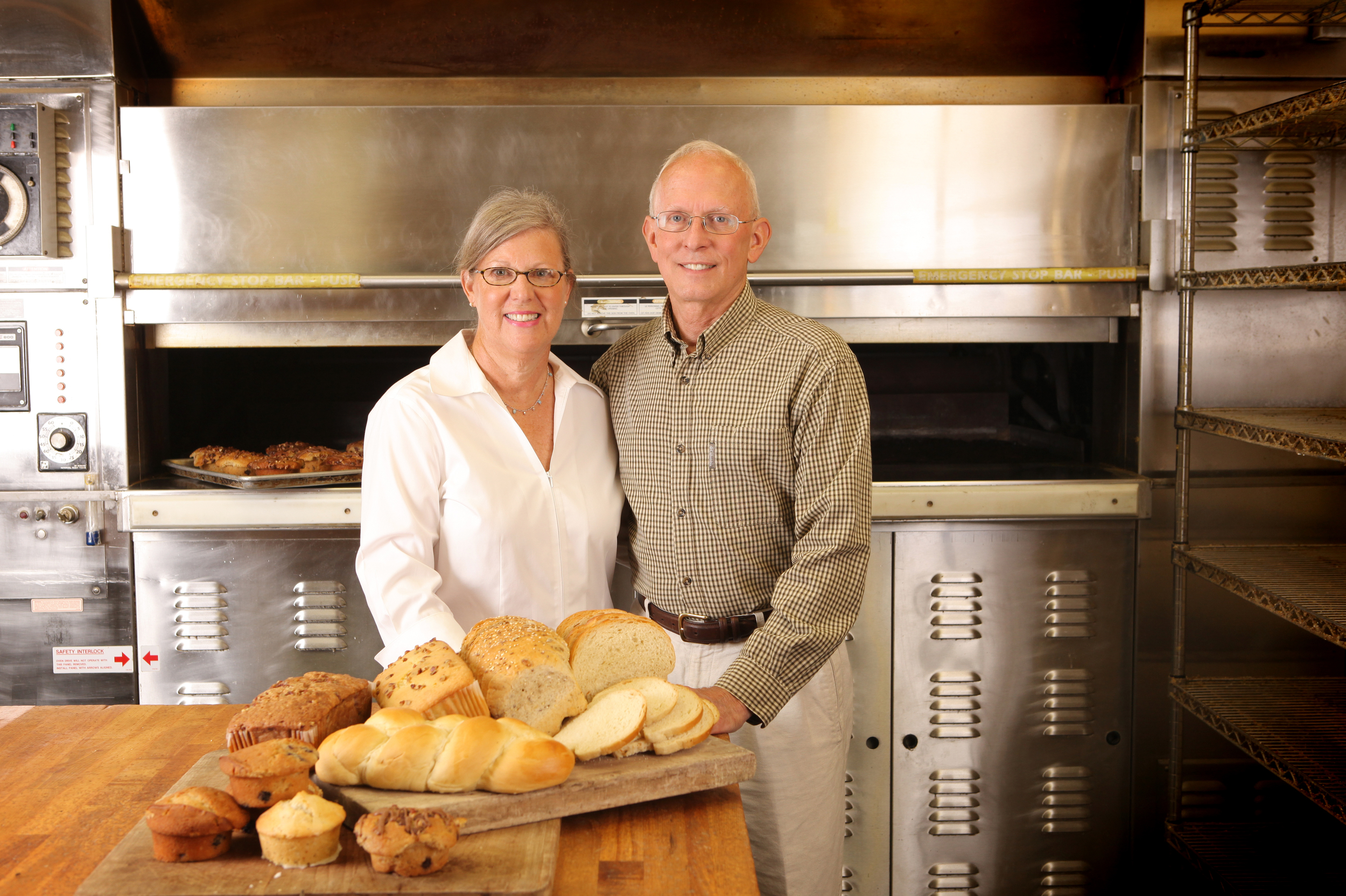 Karin & Mike Nabors, founders/owners