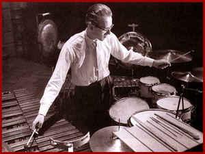 "Christoph Caskel Performing ""Zyklus"" by Karlheinz Stockhausen"