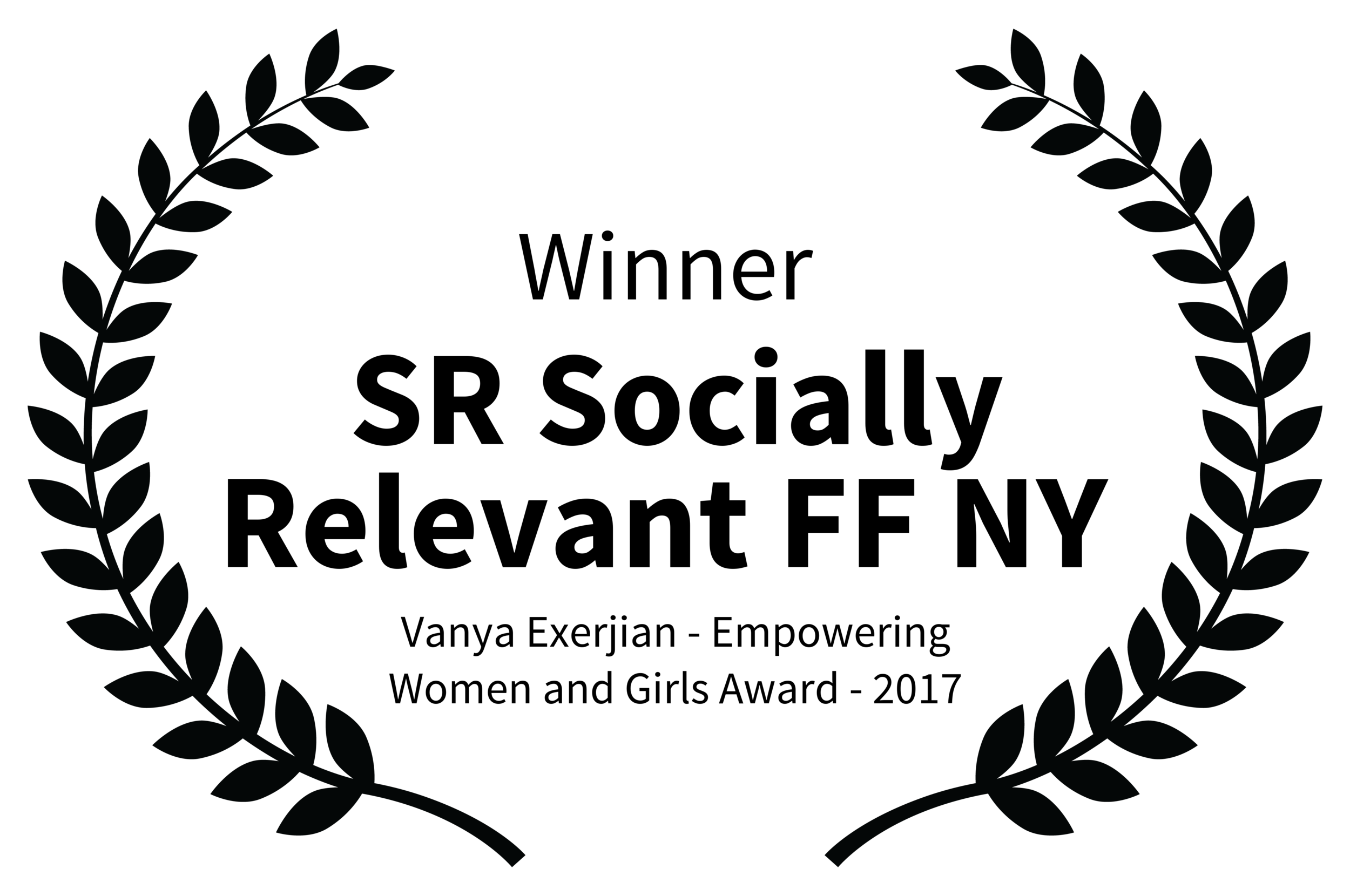 Winner-SRSociallyRelevantFFNY-VanyaExerjian-EmpoweringWomenandGirlsAward-2017.png