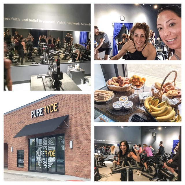 Photos from the Spinning for a Cause Fundraiser @ Pure Ryde.