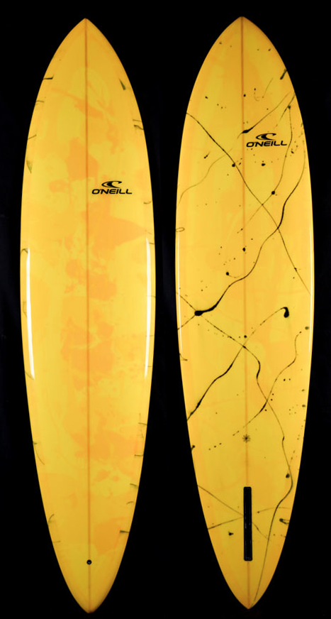 ONEILL SINGLE FIN