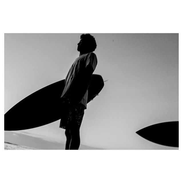 - Lines & shadows - @mikeyfebruary arvo in Bali. #surf #travel