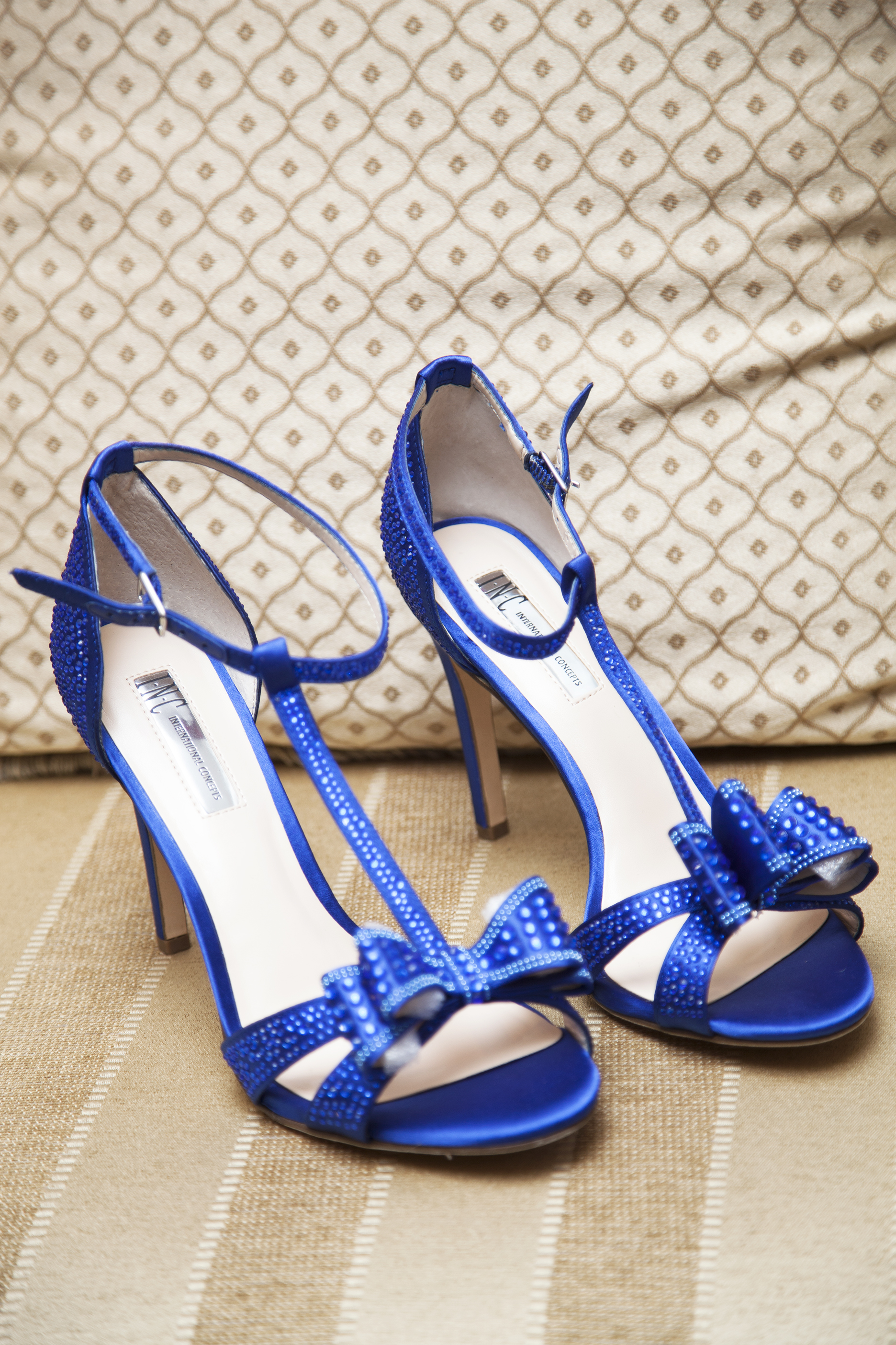 Blue Shoes Wedding Karimah Gheddai Photography