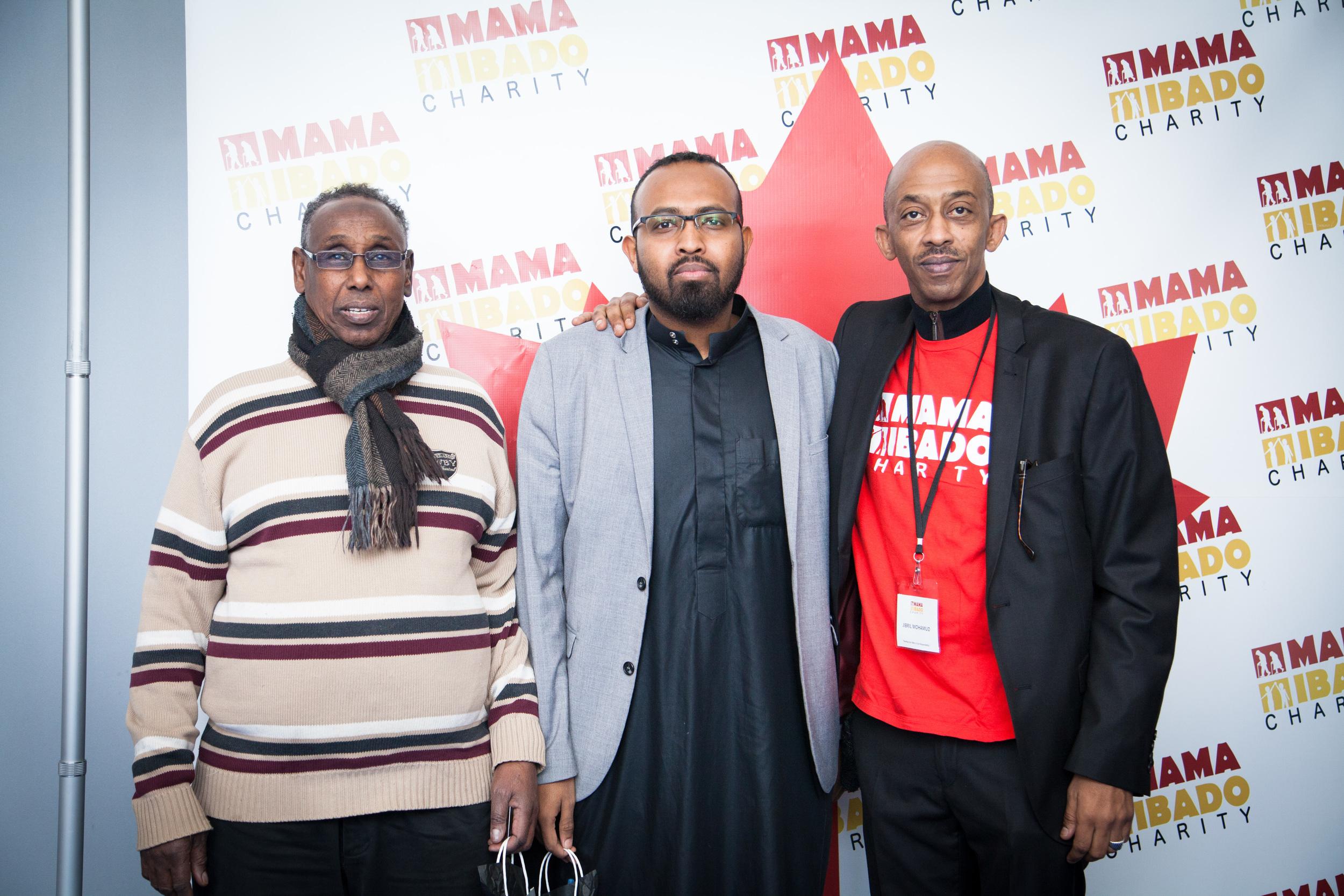 Mama Ibado Charity Launch 2016