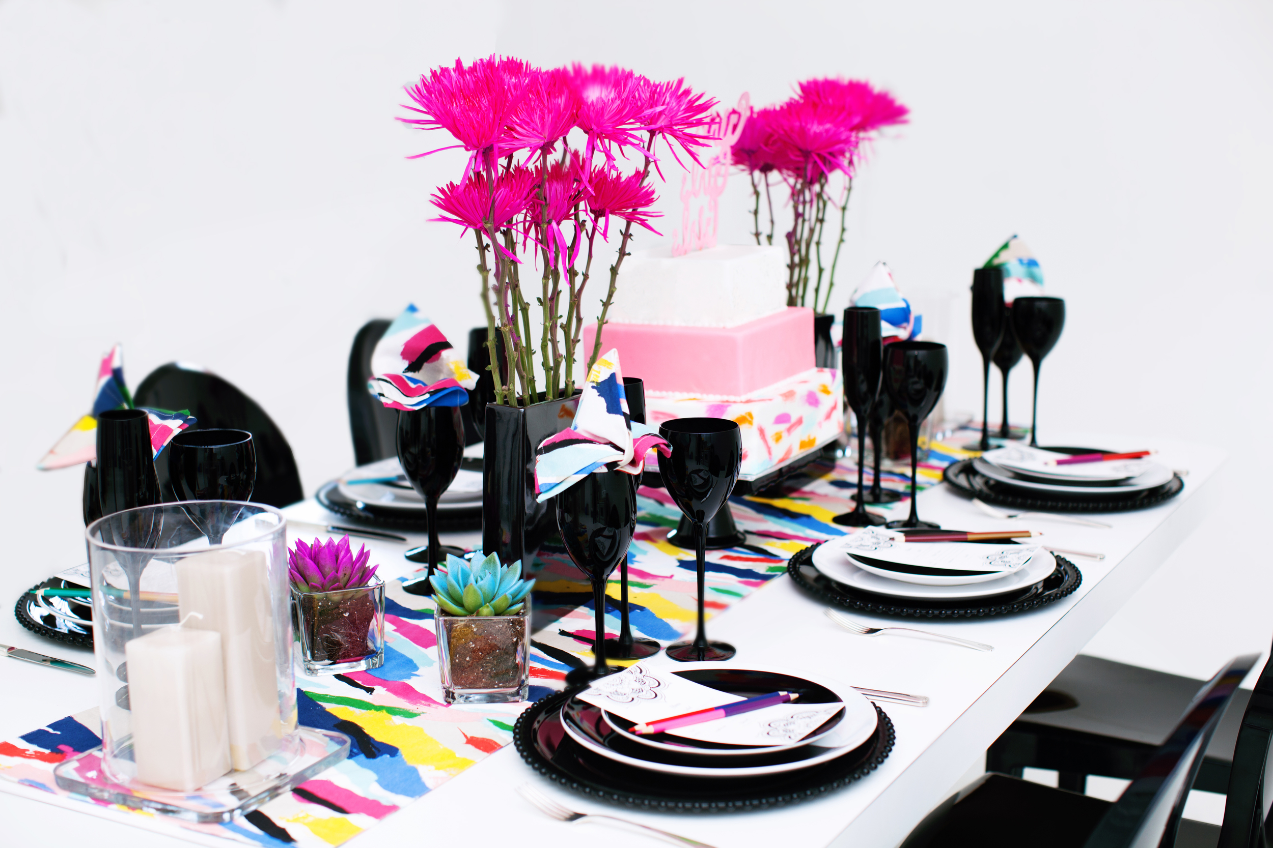 Karimah Gheddai Photography Events by Brittany Lynn Party Decor Toronto