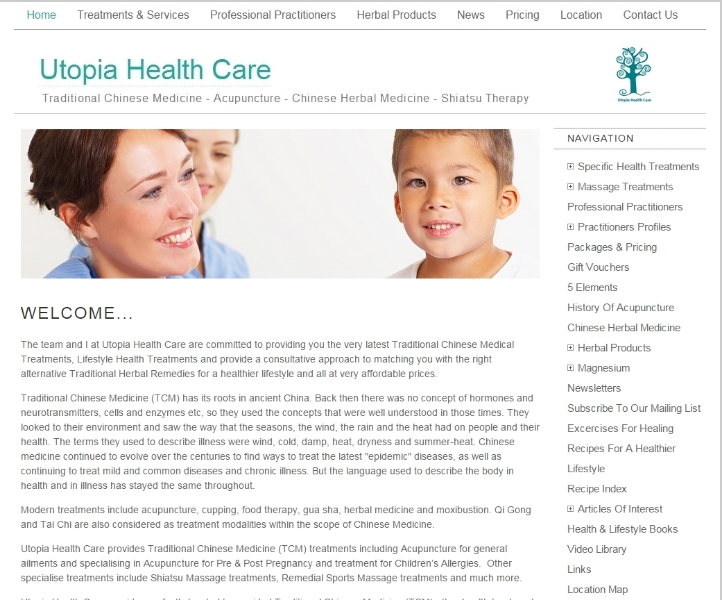 Utopia Healthcare, Melbourne
